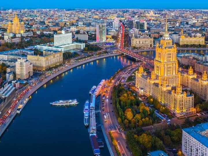 Смотровые площадки города Москвы