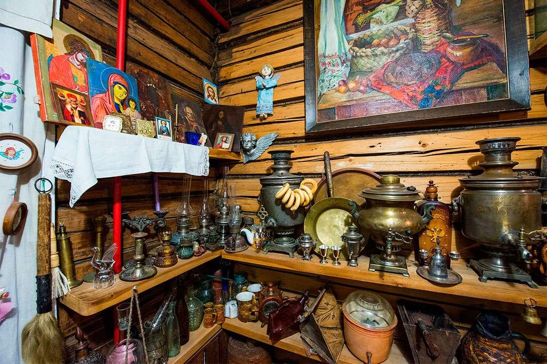 Музей крестьянского быта «Жили-Были»