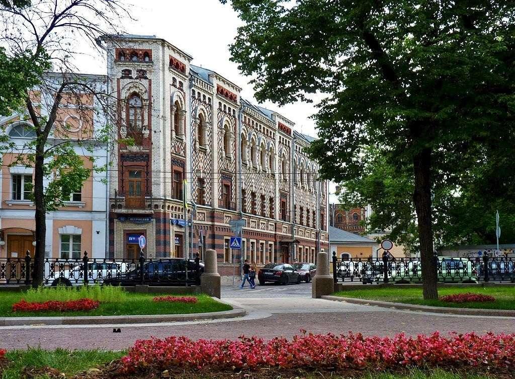 Петровский бульвар