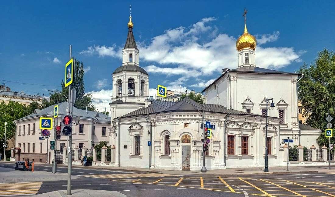 Площадь Сретенские Ворота