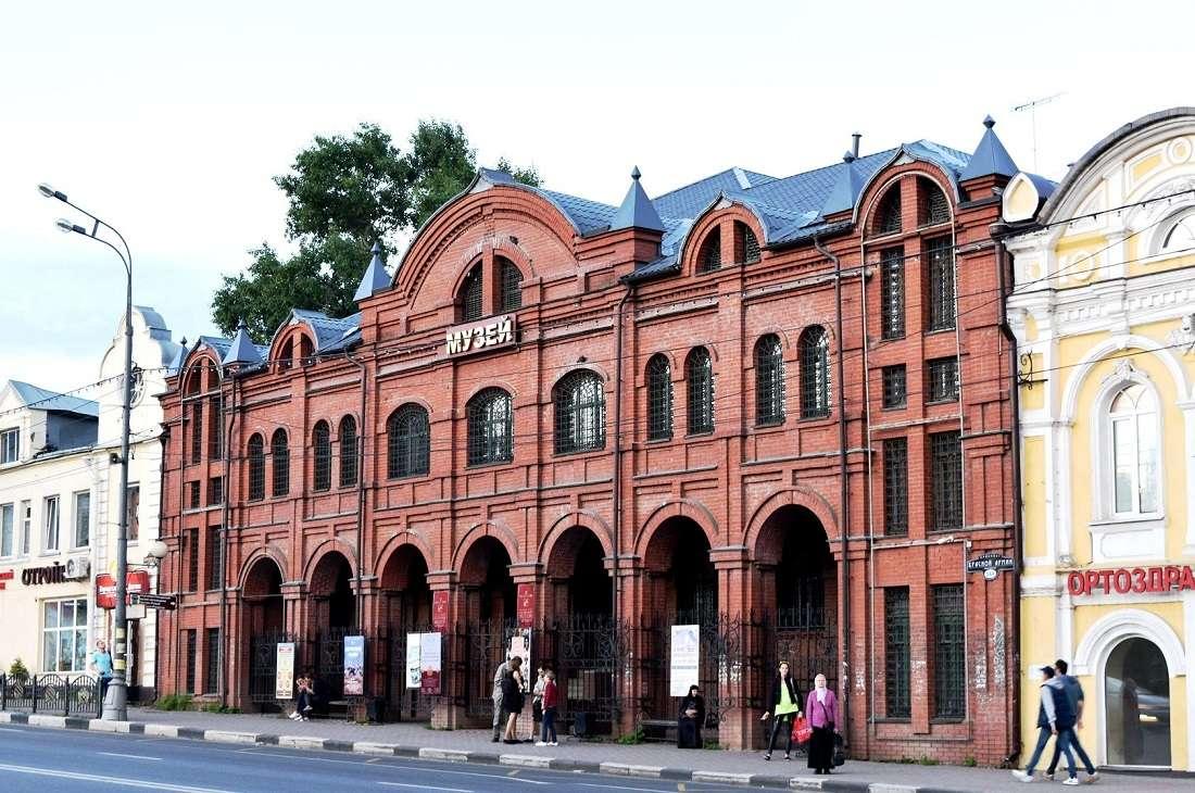 Сергиево-Посадский музей-заповедник