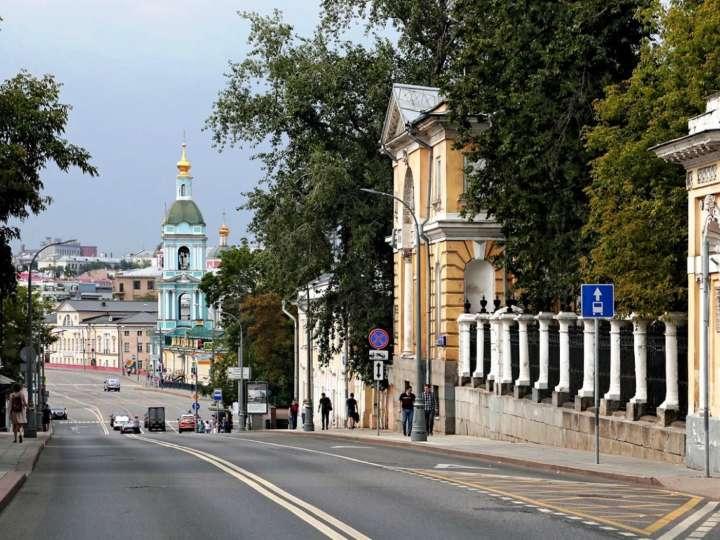 Улица Верхняя Радищевская