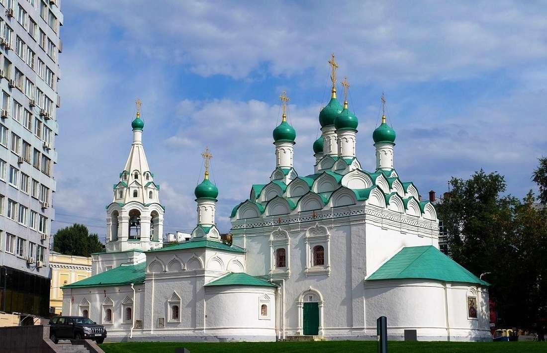 Храм преподобного Симеона Столпника