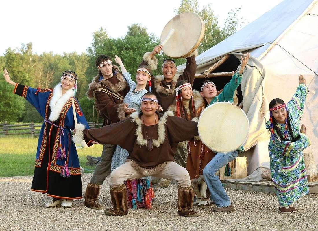 Этнический парк под открытым небом «Кочевник»