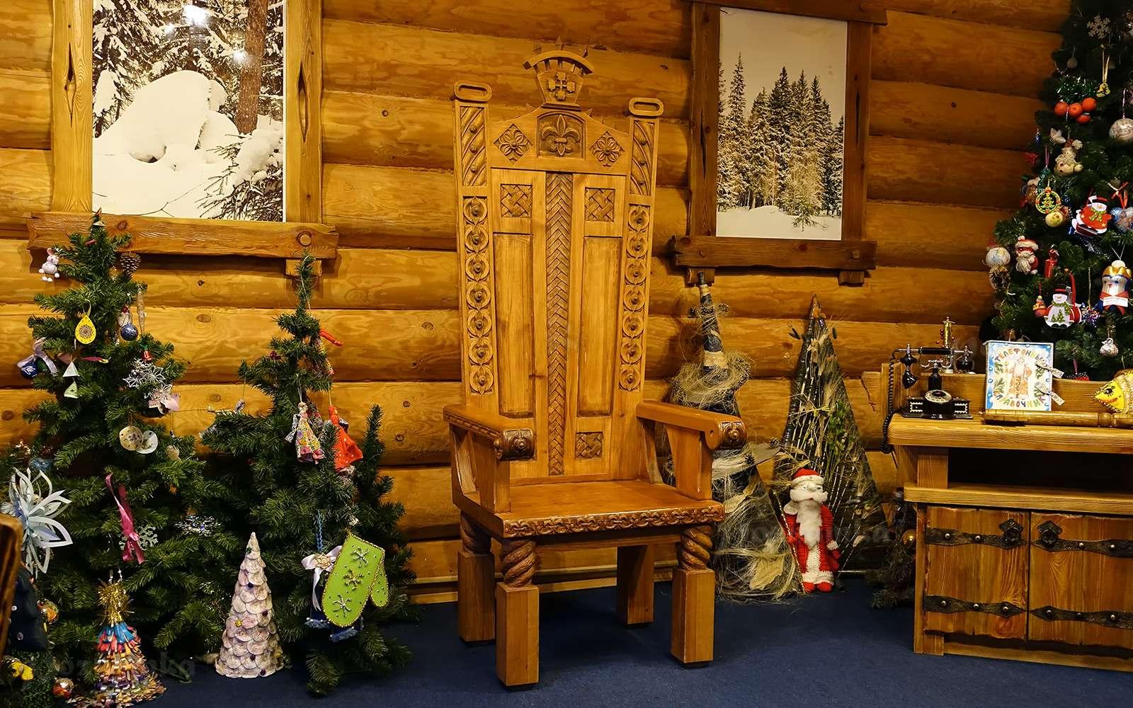 терем Деда Мороза в Кузьминках